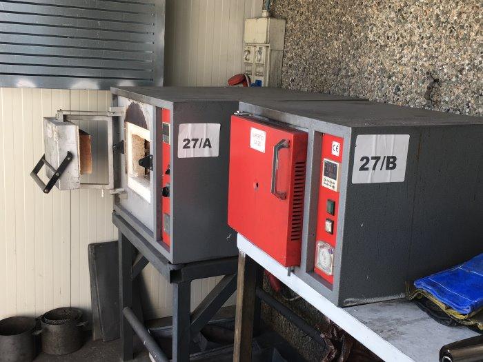 trattamenti termici - Costruzione stampi pressofusione zama