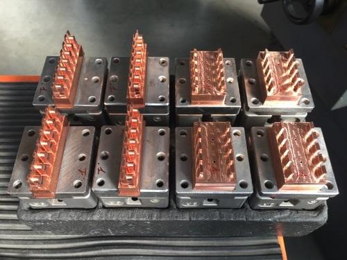 elettrodi stampo zama - Costruzione stampi pressofusione zama